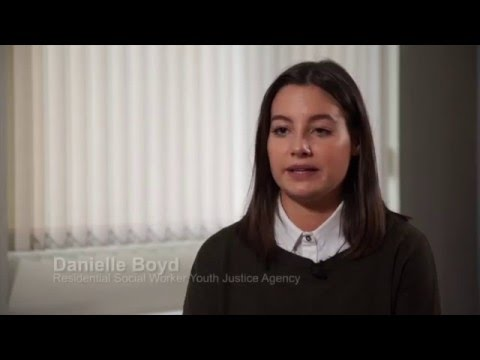 Young people's experience of the formal youth justice system