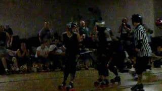 Classic City Rollergirls vs. Soul City Sirens - 6/5/10 Mosh-Ya Brady