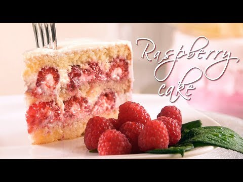 birthday-cake-recipes-|-raspberry-cake-recipe-|-जन्मदिन-केक-नुस्खा