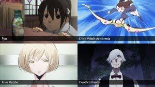 Anime Mirai 2013 Trailer