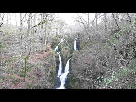Travel For Seniors - Waterfalls in the Lake District England