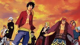 One Piece [AMV/ASMV] - Eleven Supernovas/Worst Generation Tribute
