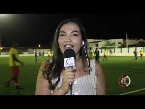 Estreia das Seleções de Serrolândia e São José do Jacuípe 1ª Copa de seleções da Bacia do Jacuípe