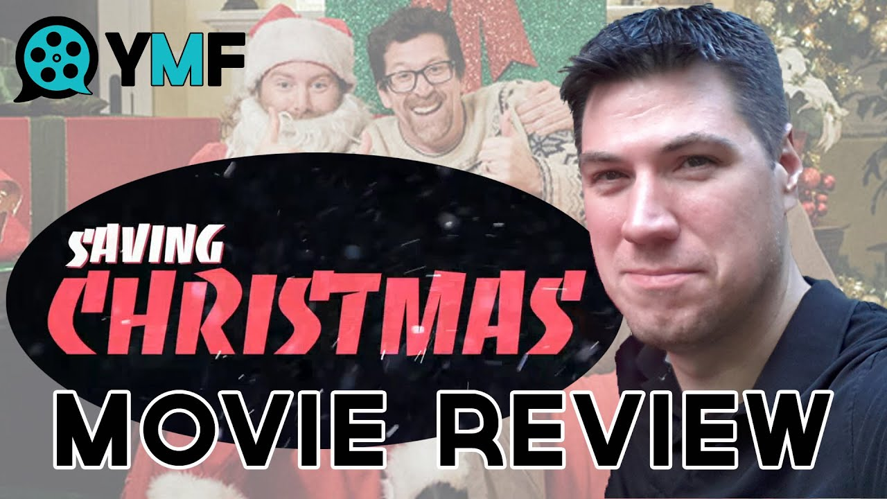 Kirk Cameron\'s Saving Christmas (Your Movie Friend Review) - YouTube