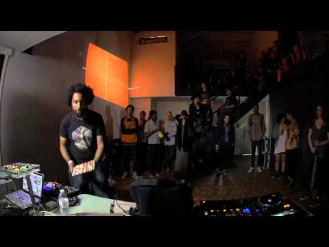 Thavius Beck Boiler Room Los Angeles LIVE Show