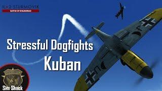 Hard fights over lush valleys - IL-2: Battle of Kuban