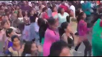 FLASH MOB AT KAWARDHA (SWEEP)