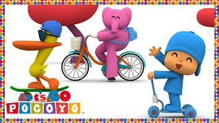 Let's Go Pocoyo! - Weels [Episode 15] in HD