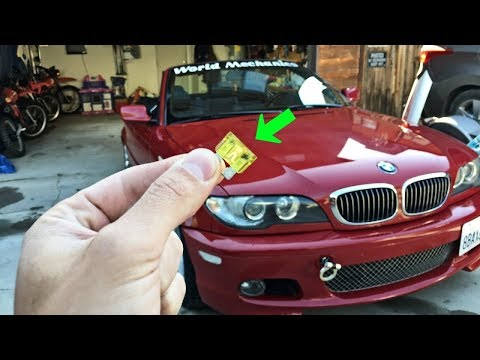 bmw e46 does not start fuel pump fuse location replacement. Black Bedroom Furniture Sets. Home Design Ideas