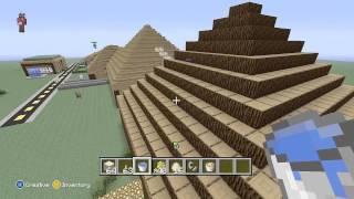 Minecraft Xbox360 Griefing Episode 11(Lava Shenanigans)