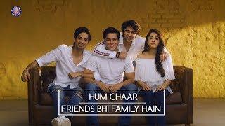 Hum Chaar 2019 | Family Promo | Friends Bhi Family Hain | Releasing On 15th February 2019