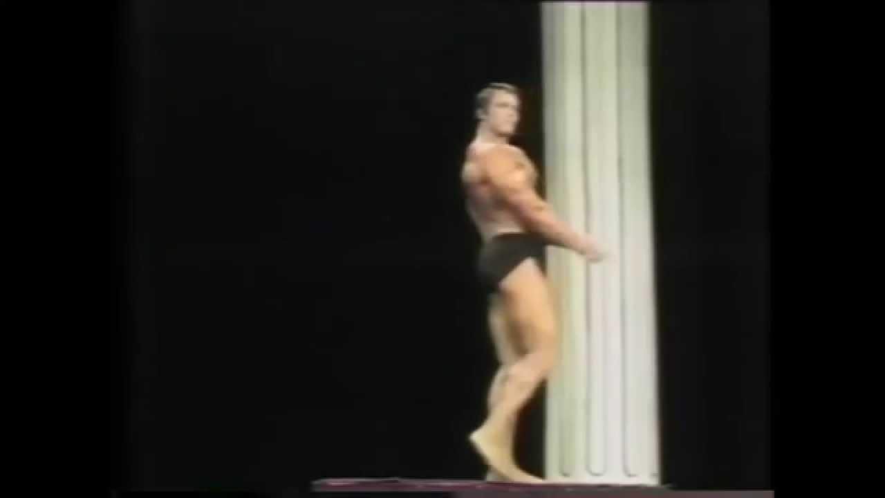 Mr olympia Arnold schwarzenegger bodybuilding 1969 ~ 1975