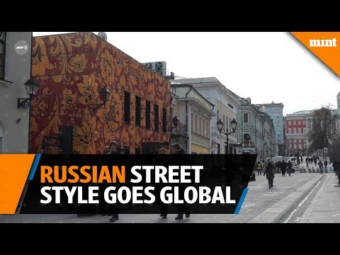 Get the Moscow look: how Russian street style went global