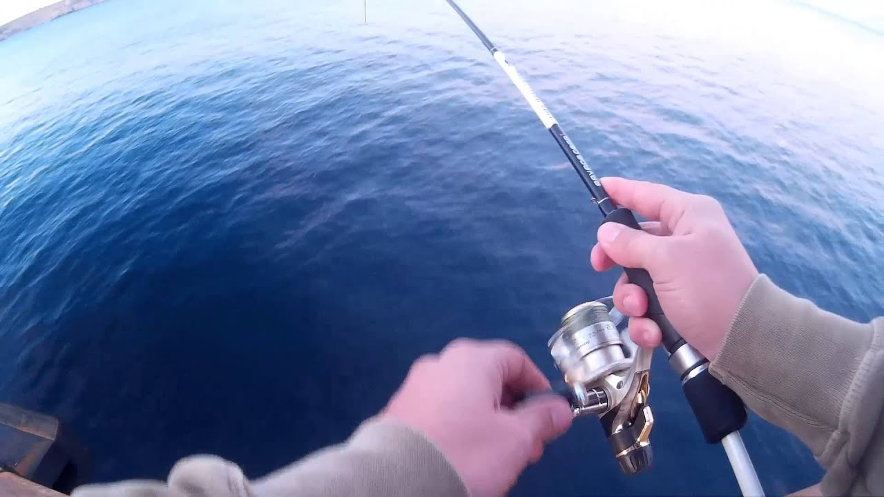 Micro game angling gear