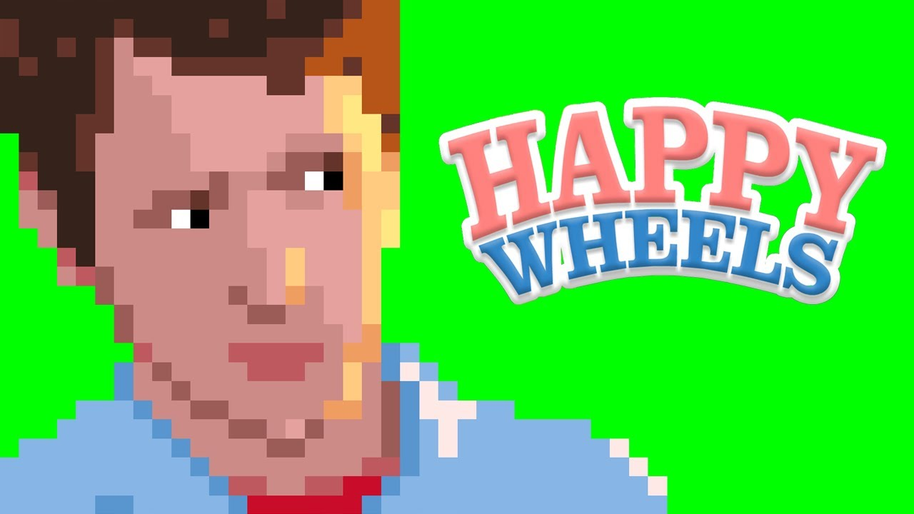 Happy Wheels Zack Scott Face Youtube