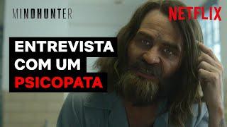 Entrevista com Charles Manson   Mindhunter   Netflix