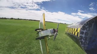 ***Epic Crash*** A day RC flying ends in a crash