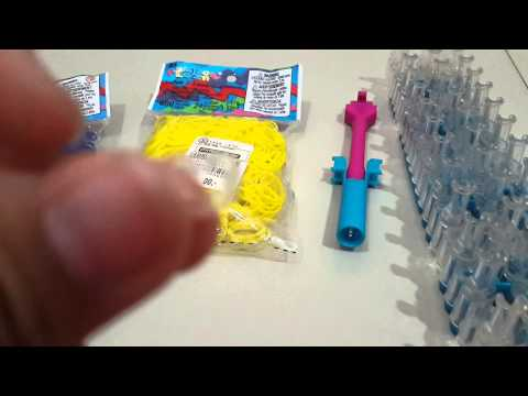 New FUN Game : Rainbow Loom!! |