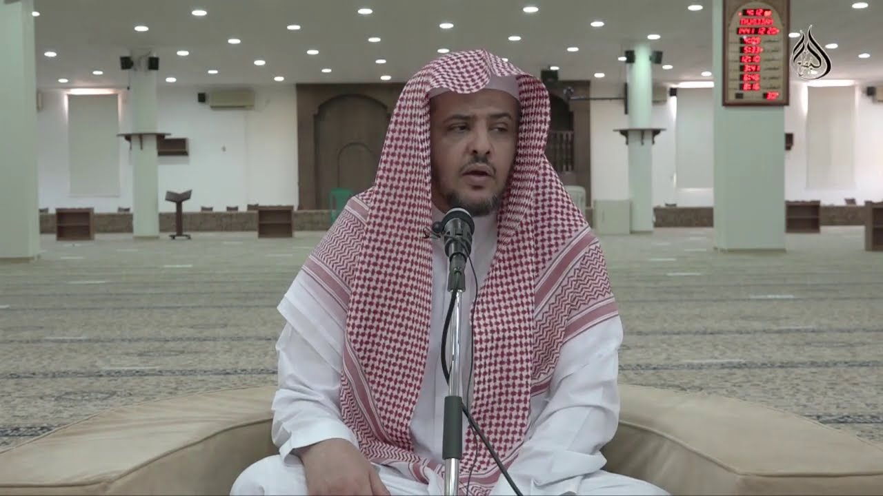 حديث العصر (216) من اقتطع حق امرئ مسلم بيمينه