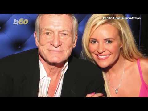 Carmen - Former Girlfriend Of Hugh Hefner Says Playboy Mansion Is Haunted