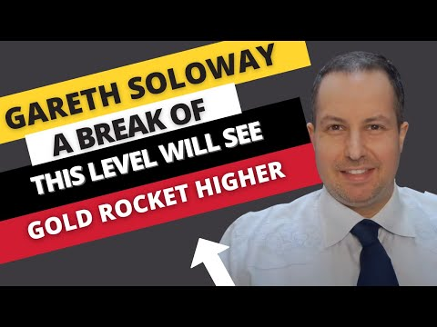 Gold Price Forecast   Gareth Soloway   This Level Holds the Key