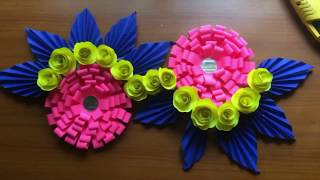 15 August decoration ideas for bulliten board in school/origami things 2018/CD decoration ideas