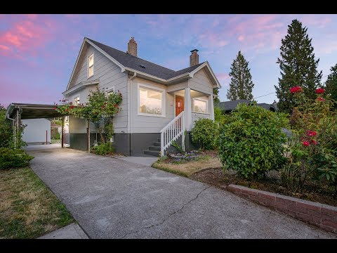 Home For Sale - 6354 N Burrage Ave - Portland Oregon