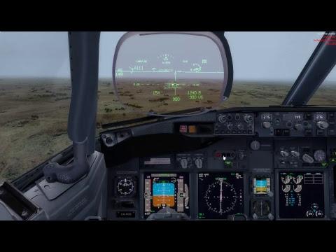 (P3Dv4) Vatsim Agadir Flyinn Event Royal Air Maroc Virtual
