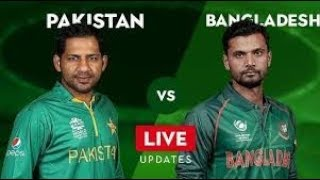 Pakistan vs Bangladesh Asia CUP 2018  with Punjabi  COMMENTARY | Urdu information official