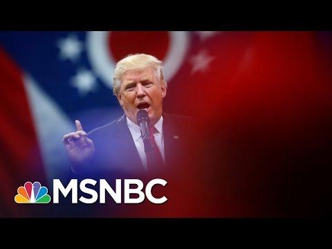 Donald Trump Reverses, Backs Paul Ryan, John McCain, Kelly Ayotte | Morning Joe | MSNBC