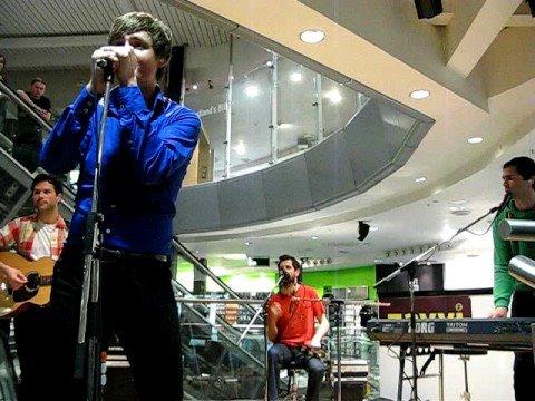 Keane Spiralling Acoustic - Glasgow 13 - 10 - 2008