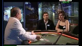 Школа покера Дм. Лесного. Урок 14. Розыгрыш на тёрне