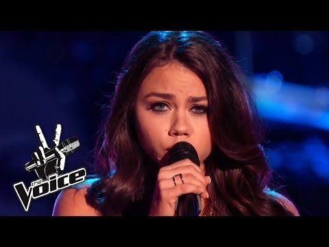 Tess Boyer Leads Live Playoffs - The Voice...