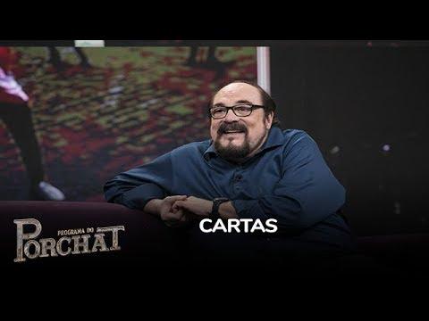 Rubens Ewald Filho Responde As Cartas Do Porchat Em Brincadeira