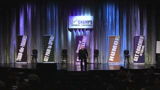 Inspiring funny story of first speaking check