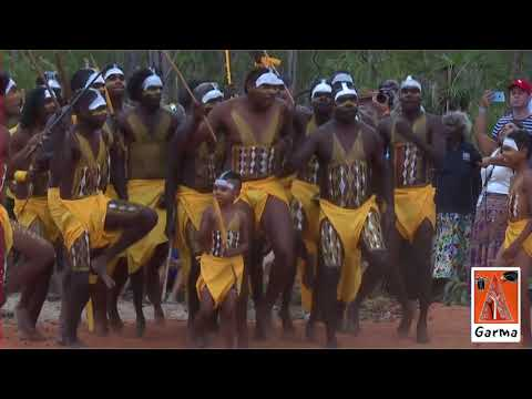 2017 Garma: Ceremonial opening and welcome from the Traditional Owners