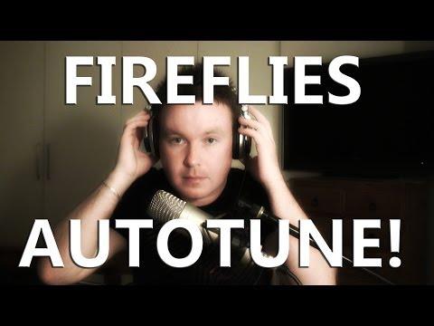 FireFlies - Owl City (Autotune cover)