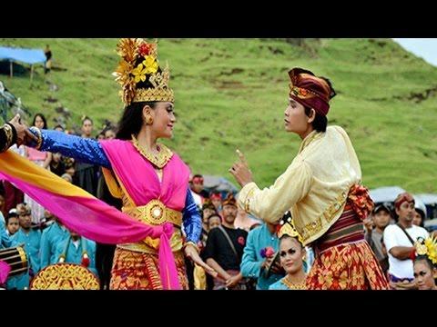 Baru....! Tarian Misteri Gunung Rinjani Dewi Anjani (Harus Nonton) HD