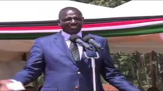 Here is DP Ruto's shocking revelation on Raila Odinga