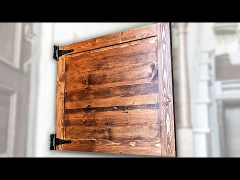 Build a Baby Gate (for cheap) // DIY Woodworking