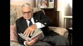 Ernest Warwick on 'London Tonight' 02/07/2000