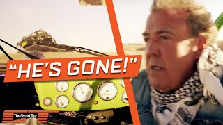 The Grand Tour: Terrified in Namibia