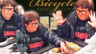 Andy Milonakis Crushes on Live at the Bike!