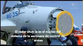 Todo Lo Que Necesitas Saber Sobre el Avión Caza Mig 35