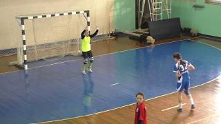 53 - Ярославль  ----- 1тайм (1)