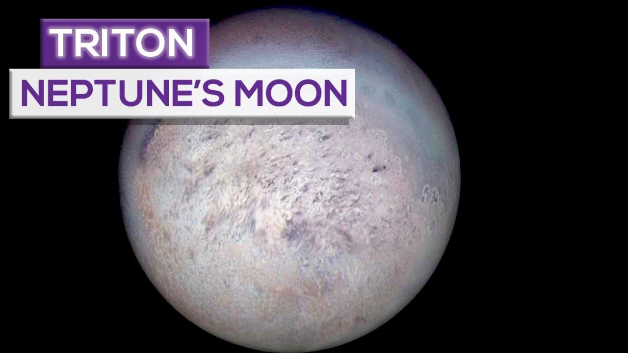Triton: Neptune's Weird Moon!