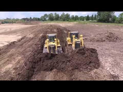 Dozer Excavation