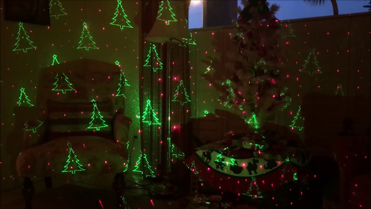 Best Christmas Lights 2018 Review Laser Outdoor Holiday Projectors