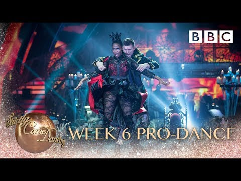 Strictly Pros perform Halloween dance special - BBC Strictly 2018