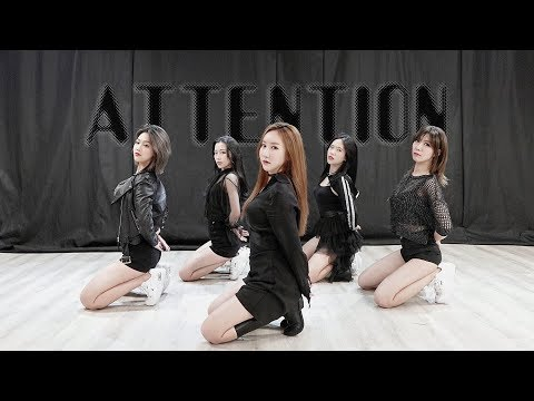 Attention - LISA (BLACK PINK) | COVER BY AKF Dance Studio